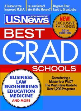 Best Graduate Schools 2014