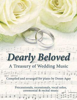Dearly Beloved: Wedding Songs