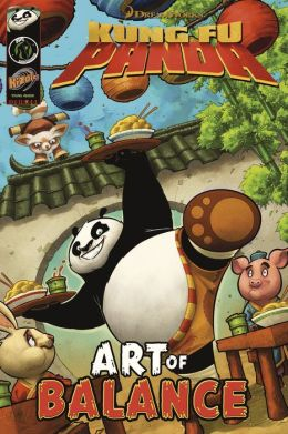 Kung Fu Panda: Art of Balance (NOOK Comics with Zoom View)