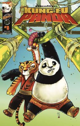 Kung Fu Panda Vol.1 Issue 5 (NOOK Comics with Zoom View)