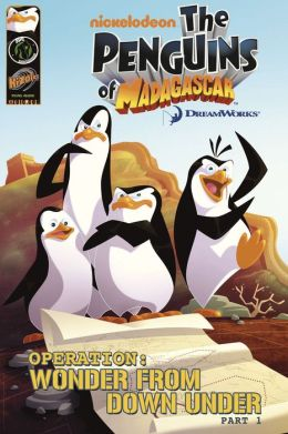 Penguins of Madagascar: Wonder from Down Under Part 1 (NOOK Comics with Zoom View)