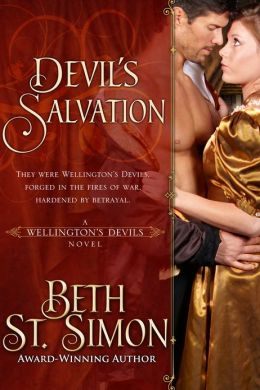 Devil's Salvation: A Wellington's Devils Novel
