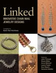 Book Cover Image. Title: Linked:  Innovative Chain Mail Jewelry Designs, Author: Karin Van Voorhees