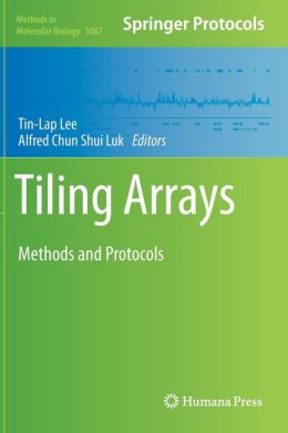 Tiling Arrays: Methods and Protocols