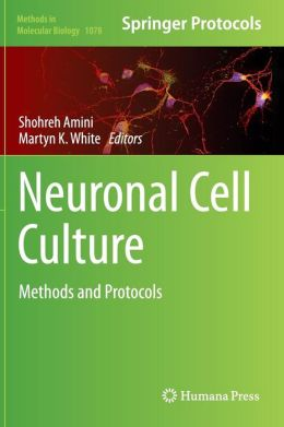 Neuronal Cell Culture: Methods and Protocols