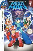 Book Cover Image. Title: Mega Man #41, Author: Ian Flynn