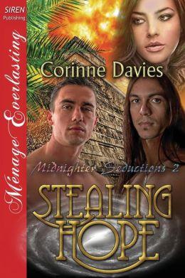 Stealing Hope [Midnighter Seductions 2] (Siren Publishing Menage Everlasting)