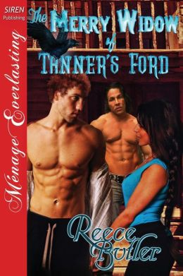 The Merry Widow of Tanner's Ford (Siren Publishing Menage Everlasting)