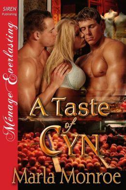 A Taste of Cyn (Siren Publishing Menage Everlasting)
