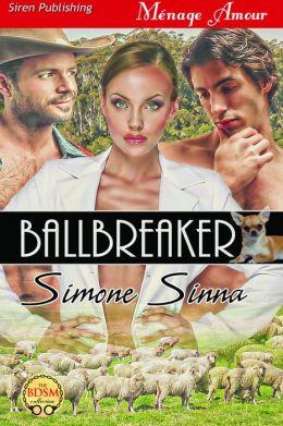Ballbreaker (Siren Publishing Menage Amour)