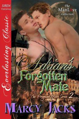 Adrian's Forgotten Mate [The Pregnant Mate Series 2] (Siren Publishing Everlasting Classic ManLove)