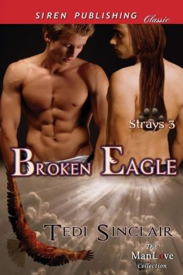 Broken Eagle [Strays 3] (Siren Publishing Classic Manlove)