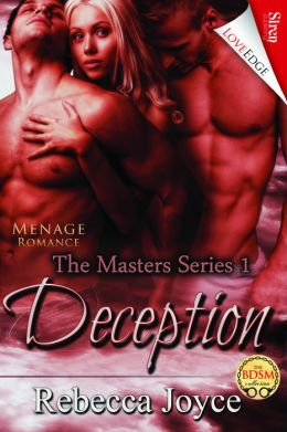 Deception [The Masters Series 1] (Siren Publishing LoveEdge)