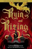 Book Cover Image. Title: Ruin and Rising (B&N Exclusive Edition) (Grisha Trilogy Series #3), Author: Leigh Bardugo