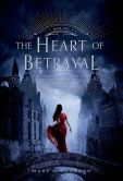 Book Cover Image. Title: The Heart of Betrayal (Remnant Chronicles Series #2), Author: Mary E. Pearson
