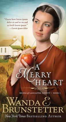 A Merry Heart (Brides of Lancaster County Series #1)