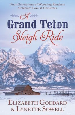 A Grand Teton Sleigh Ride: Four Generations of Wyoming Ranchers Celebrate Love at Christmas