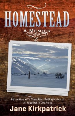 Homestead: A Memoir