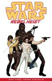 Book Cover Image. Title: Star Wars:  Rebel Heist, Author: Matt Kindt