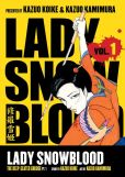 Book Cover Image. Title: Lady Snowblood Volume 1, Author: Kazuo Koike