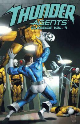 T.H.U.N.D.E.R. Agents Classics, Volume 4