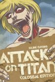 Book Cover Image. Title: Attack on Titan:  Colossal Edition 2, Author: Hajime Isayama