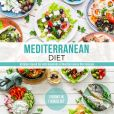 Book Cover Image. Title: Mediterranean Diet:  Ultimate Boxed Set with Hundreds of Mediterranean Diet Recipes: 3 Books In 1 Boxed Set, Author: Speedy Publishing