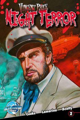 Vincent Price: Night Terror #2