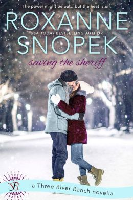 Saving the Sheriff (Entangled Bliss)