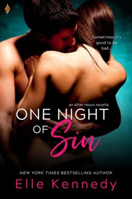 One Night of Sin (Entangled Brazen)