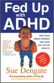 Fed Up with ADHD