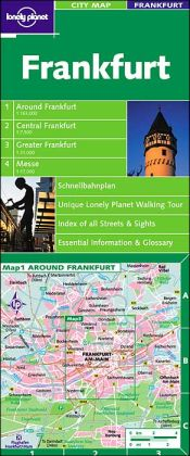Lonely Planet: Frankfurt (City Maps) 2001