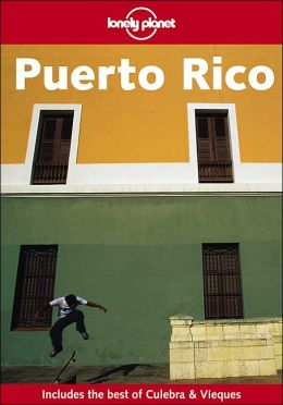 Puerto Rico (Lonely Planet Travel Series)