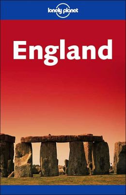 Lonely Planet England, 2nd Edition