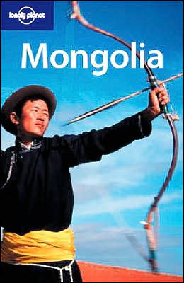 Mongolia (Lonely Planet Travel Guides Series)