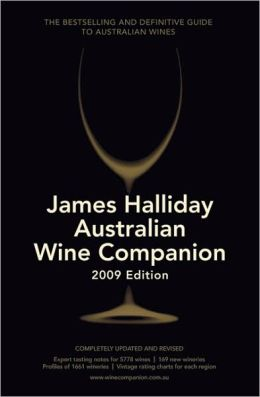 James Halliday Australian Wine Companion 2009