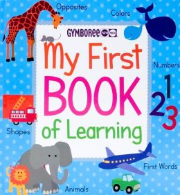 Gymboree My First Book of Learning