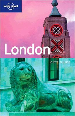 London (Lonely Planet Travel Series)