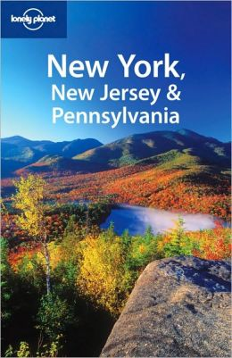 Lonely Planet New York New Jersey & Pennsylvania