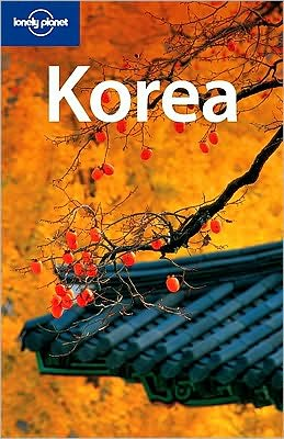 Lonely Planet Korea 8/E