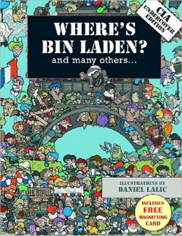 Where's Bin Laden?: CIA Undercover Edition