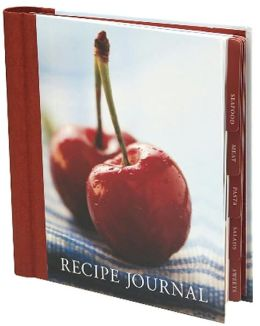 Cherry Recipe Journal