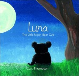 Luna The Little Moon Bear Cub
