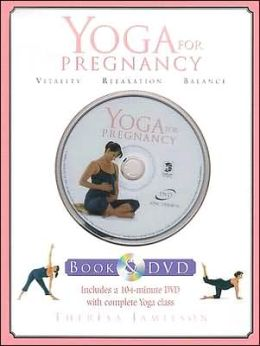 Yoga for Pregnancy with DVD