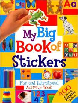 My Big Book of Stickers