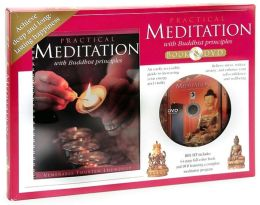 Practical Meditation with Buddhist Principles: Book and DVD