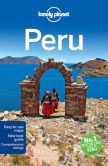 Book Cover Image. Title: Lonely Planet Peru, Author: Carolyn McCarthy