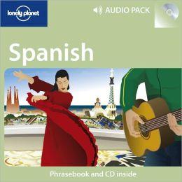 Spanish Phrasebook: and Audio CD