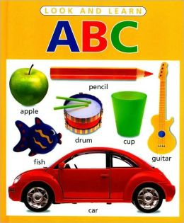 Look and Learn ABC (Look and Learn Language Development Series)