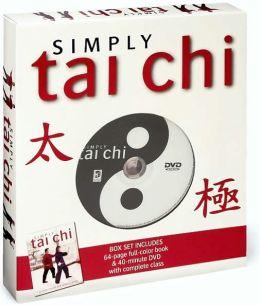 Simply Tai Chi: Book & DVD Gift Box